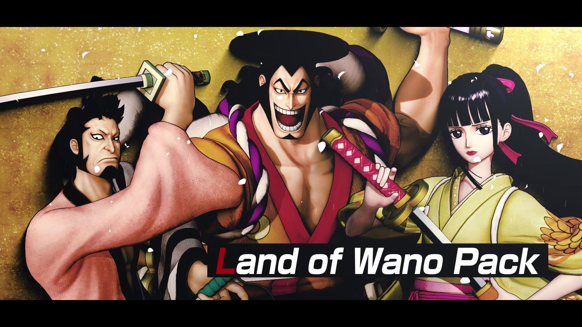 land of wano pack OPPW4
